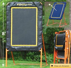EZ Goal Lacrosse Rebounders Review 2019 - Straight Forward Details!
