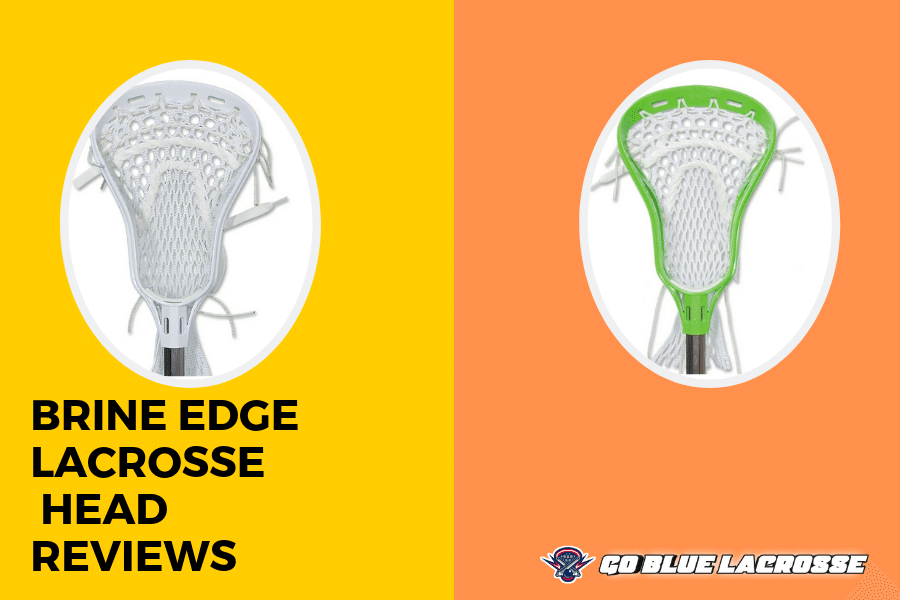 Brine Edge Lacrosse Head Reviews 2019 - Good For Defensemens!