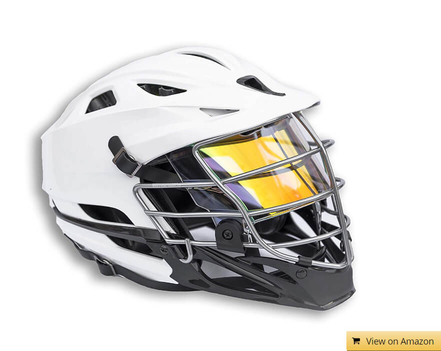 Elite Tek Color Lacrosse Eye Shield Face Mask Visor