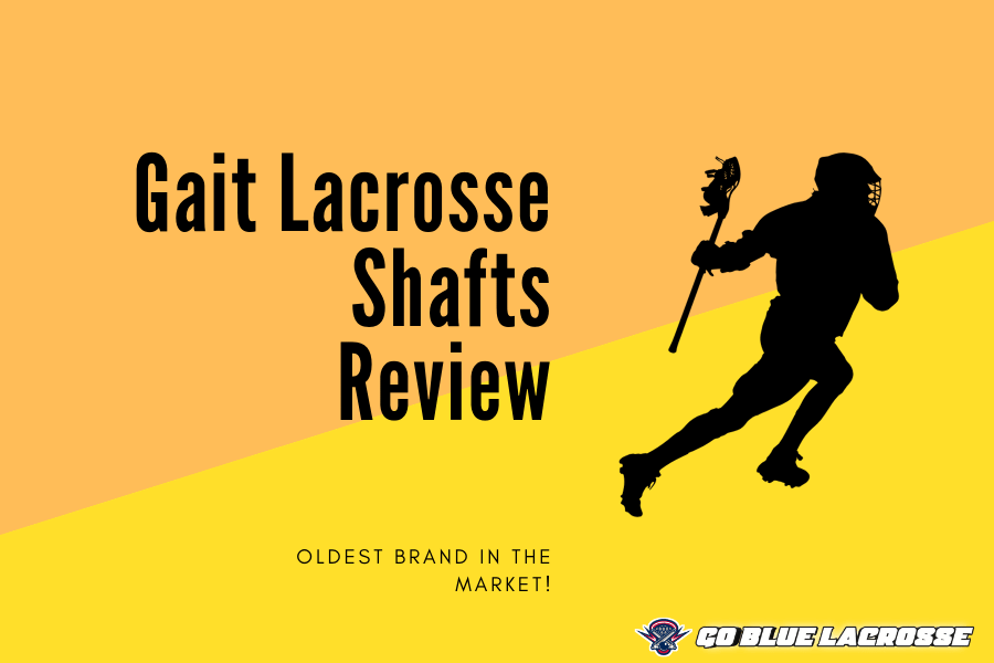 Gait Lacrosse Shafts Review
