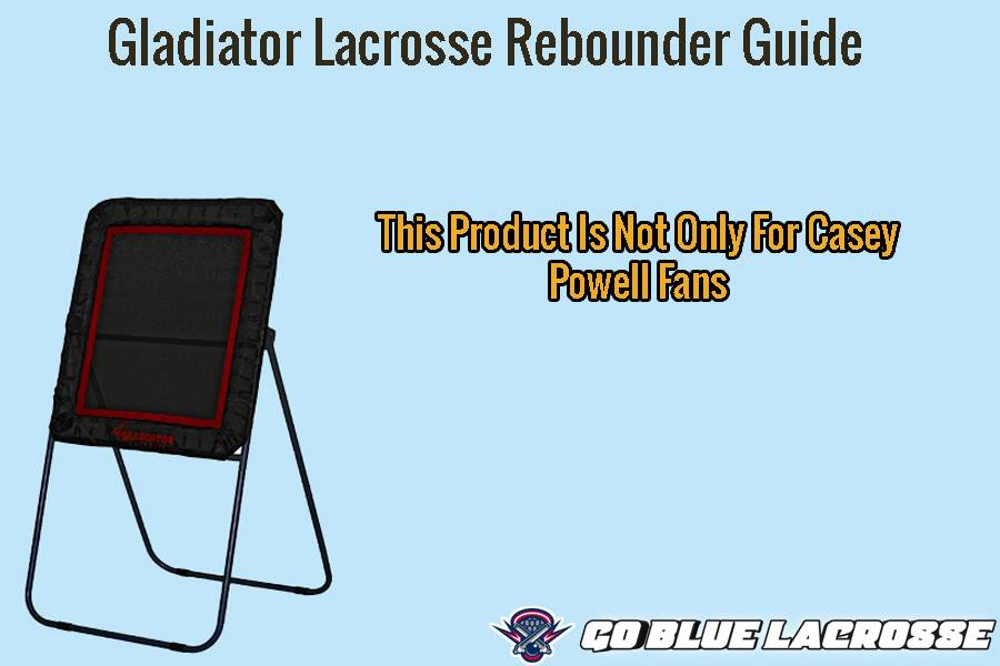 Gladiator Lacrosse Rebounder Reviews 2019 - Budget Rebounder!