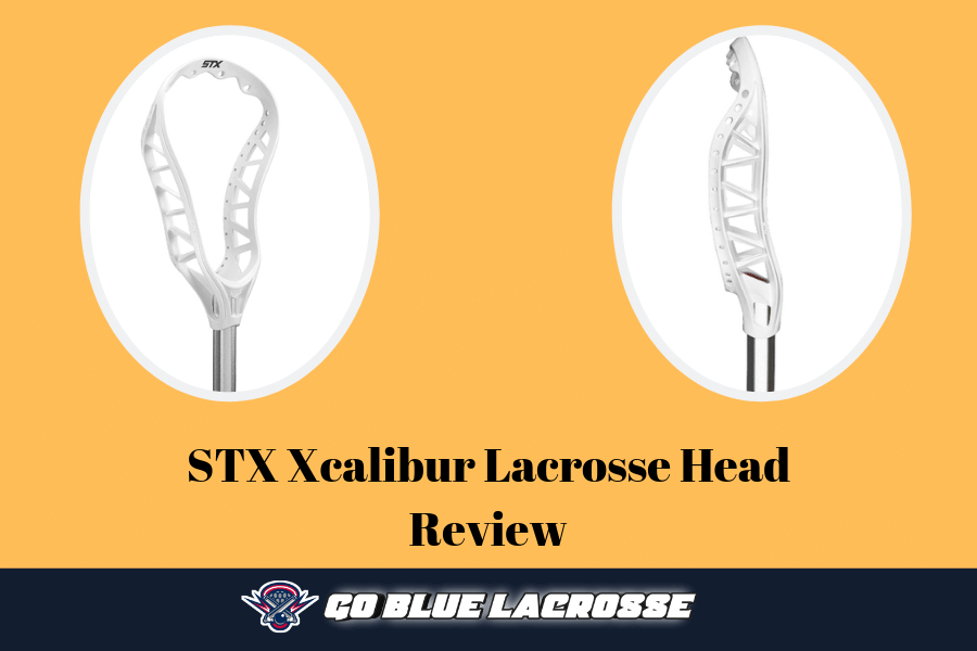 STX Xcalibur Lacrosse Head Review - As Strong as the Moutains!
