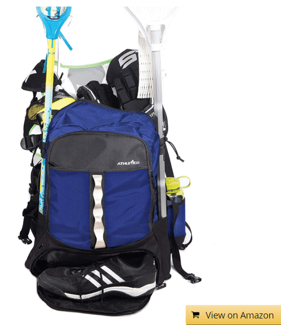 Athletico Extra Large Lacrosse Backpack