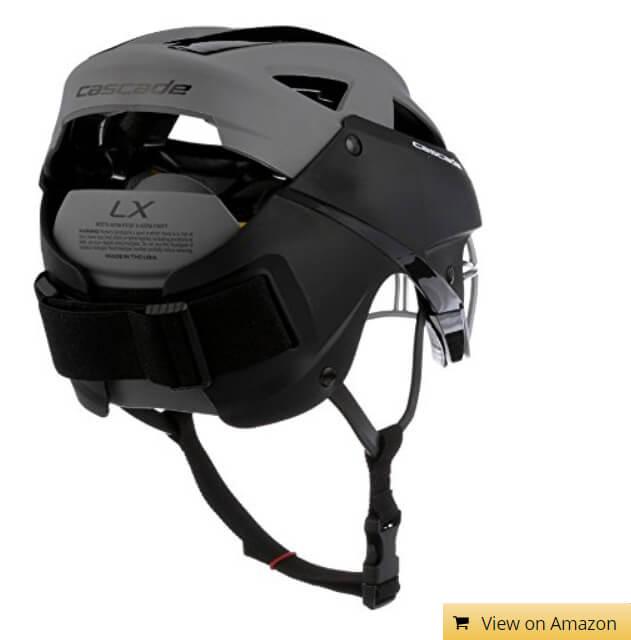 Cascade LX Lacroses Helmet