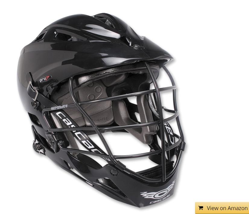 Cascade Pro 7 Lacrosse Helmet Review
