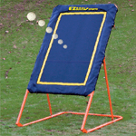 EZ Goal 8'X4′Feet Professional Folding Lacrosse Throwback Rebounder