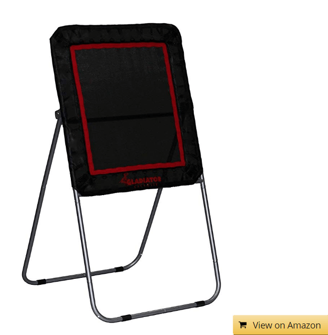 Gladiator Lacrosse Professional Bounce Pitch BackRebounder