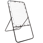 Trademark Innovations Lacrosse Bounce Back Rebounder Pitch Back
