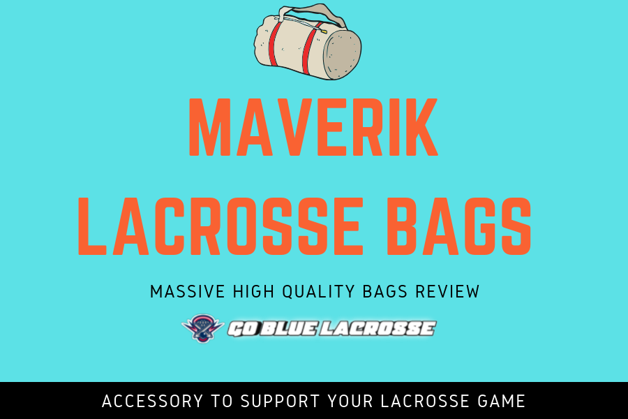 Maverick Lacrosse Bags Review - Massive Spacious Heavy Duty Construction!