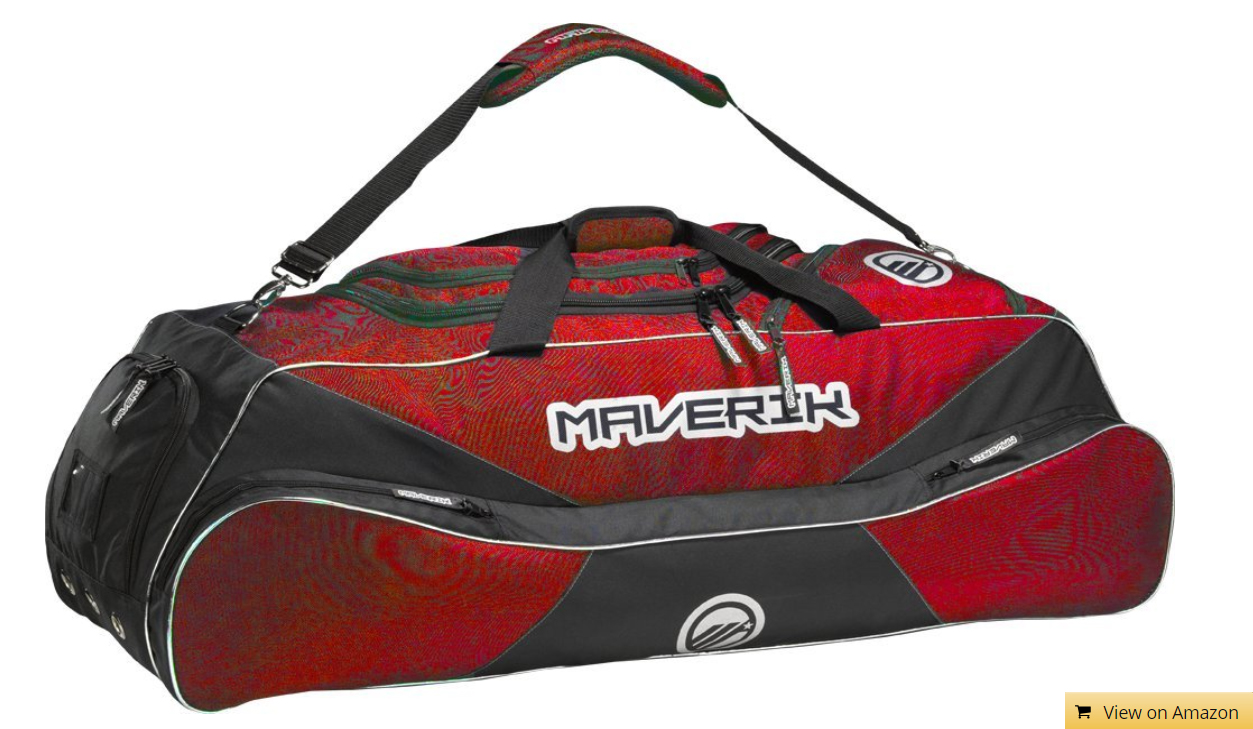 Maverik Lacrosse Kastle Team Bag