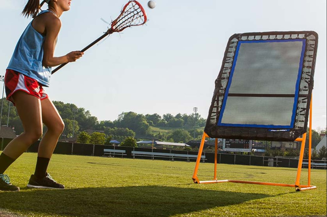 advantages of lacrosse rebounder